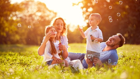 How to have a good family life and define your family values