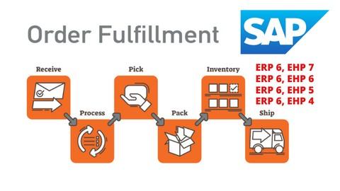 SAP OrderFulfillment_C_TSCM62_64_65_66_67-EHP4/5/6/7 BUNDLE