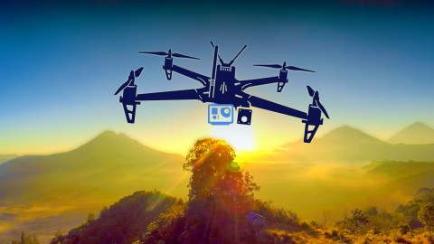 Stunning Aerial Videography and Photography Using Drones