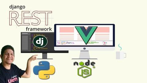 Aprende VueJS + Django a través de ejemplos prácticos