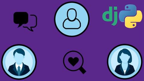 Build a Penpals web application with Django 3