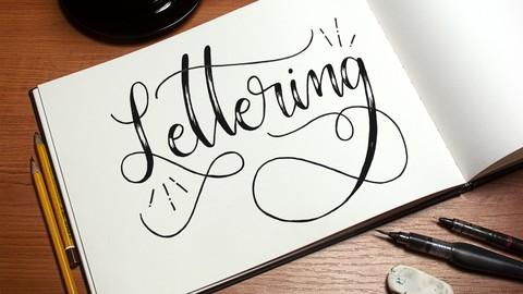 Curso de Lettering para Iniciantes