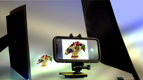 Mastering iPhone Jewelry & Small Product Photography