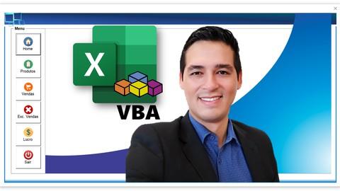 Aprenda Excel VBA criando um controle de estoque do zero