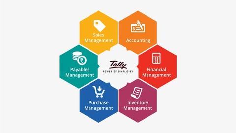 Tally.ERP 9 Certificate Course | Accounting Software