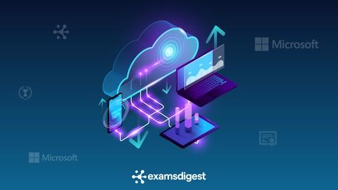 *NEW 2021* Exam prep: Microsoft Azure Fundamentals (AZ-900)
