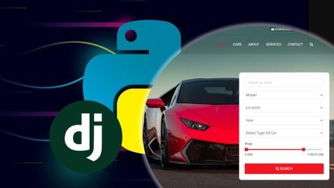 Build Python Django Real Project: Django Web Development