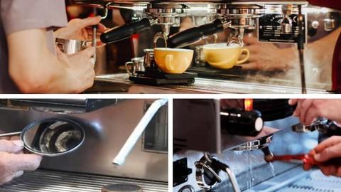 Make Money Servicing Espresso Coffee Machines and Grinders