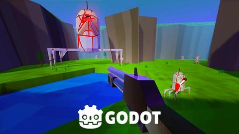Créer un JEU VIDÉO FPS 3D avec GODOT engine et C# (mono)