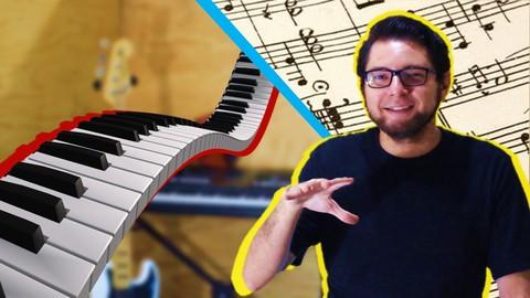 PIANO - CONVIÉRTETE EN UN GRAN PIANISTA (CURSO DESDE CERO)