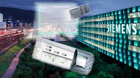 PLC Siemens S7 Tia Portal (Beginner-Advanced) -Coupon 50%off