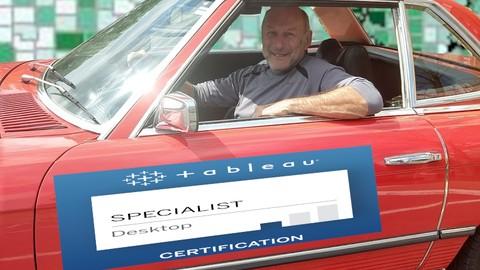 Tableau Desktop Specialist Practice Tests 2021