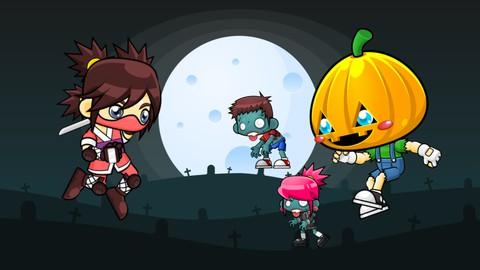 Unity 零基礎到製作2D手機遊戲