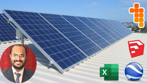 Master Design of 10kW ONGRID Rooftop Solar System-Case Study
