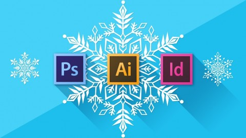 Easy Snowflakes and More with Adobe CS/CC