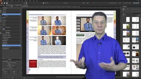 Buchdesign mit Affinity Publisher - Einsteiger