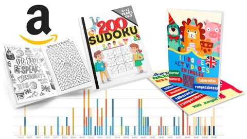 Ganar ingresos pasivos con libros de actividades en Amazon