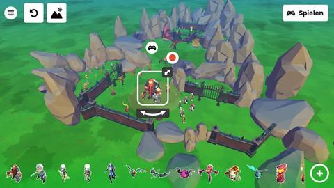 Aprenda a Criar Jogos 3D Multiplayer no seu Celular Android