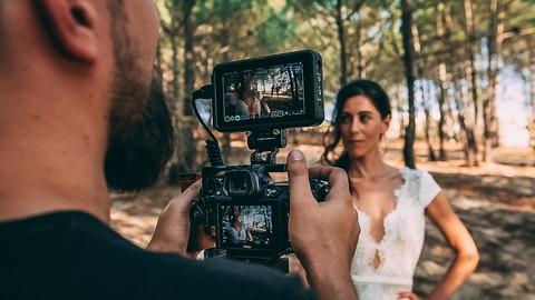 Réaliser des films de mariage professionnels