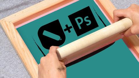 Corel Draw + Photoshop Focado em Serigrafia