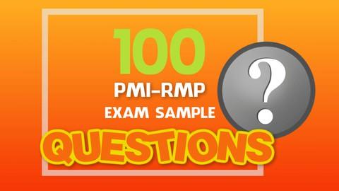 RMP® practice questions