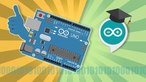 Aprende Arduino NIVEL 1 - Programación y electrónica