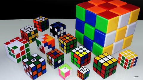 Master Rubik's Cube in 15 min