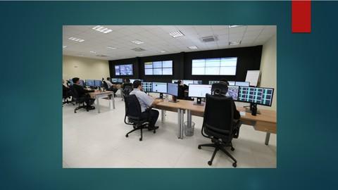 Monitoramento de CFTV (Operação na prática)
