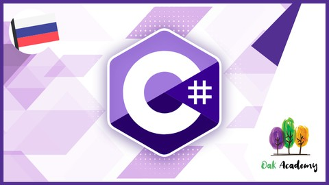 C # за 6 часов: C # полное изучение с нуля C # кодирование