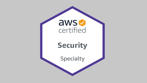 AWS Certified Security – Specialty SCS-C01 [New]