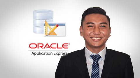 Oracle Apex - Web App Development