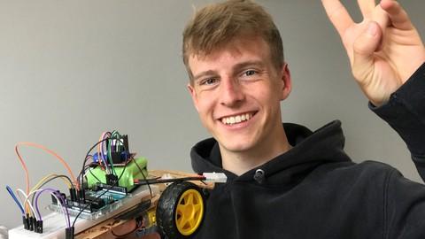 Arduino Beginner Kurs - Baue deinen ersten Roboter!