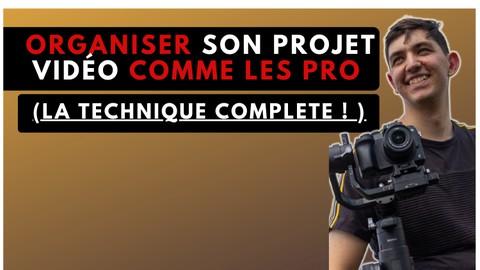 ORGANISER SON PROJET VIDÉO DANS Adobe Premiere Pro 2020