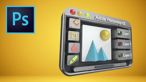 Adobe Photoshop для веб-дизайнеров с нуля до профи