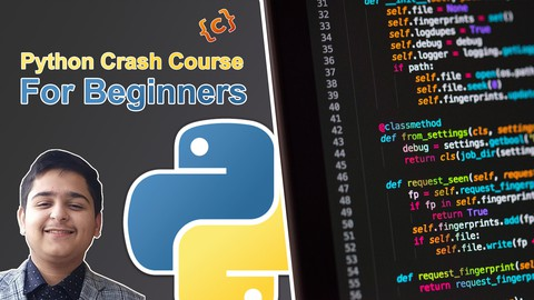 Python Crash Course For Beginners