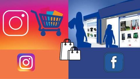 Instagram shopping & Facebook shopping feature Masterclass
