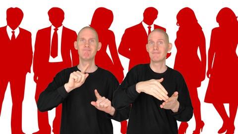 ASL Level 1 | 32 Essential Phrases | American Sign Language