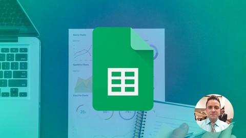 Domina Google Sheets Fácil y Rápido