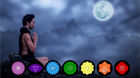 Certificate in Meditation for Kundalini & Chakra Healing