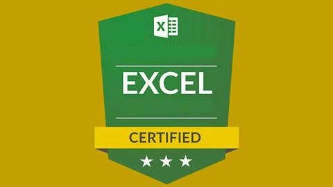 Certification™ EXCEL 2021 | + ATELIERS PRATIQUES