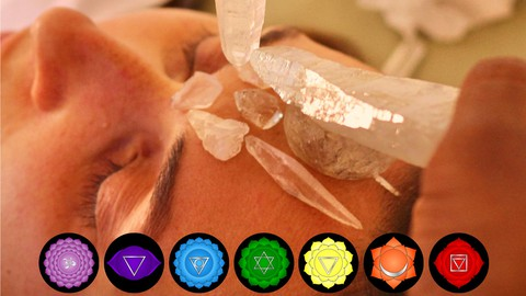Certificate in Crystal Healing for Kundalini & Chakra
