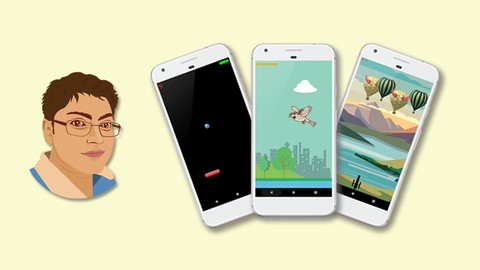 Mobile Game Development : Build 4 Games for Android