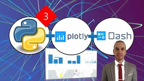 Máster Dashboards Interactivos con Python – Dash & Plotly
