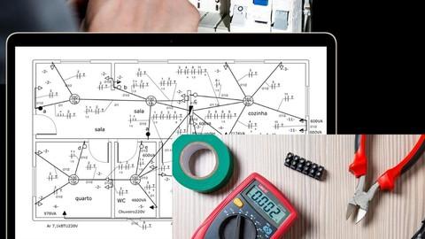 Criando projeto elétrico no automático
