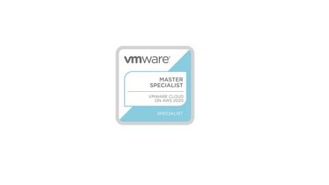 VMware Cloud on AWS Master Specialist -  5V0-33.19