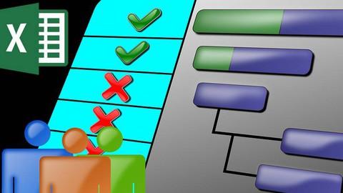 Management de projet : Initiation au Gantt sous Excel