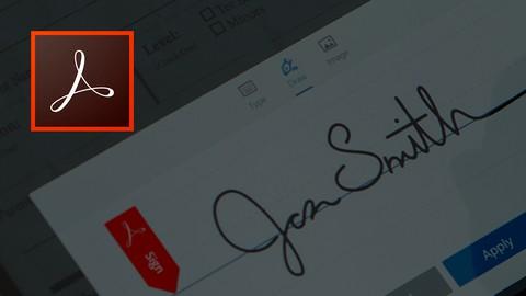Crear y gestionar firmas digitales con Adobe Acrobat