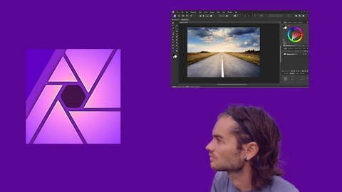Affinity photo the complete course