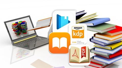 Publish Books in Amazon, Google Play, Apple Books as Pro