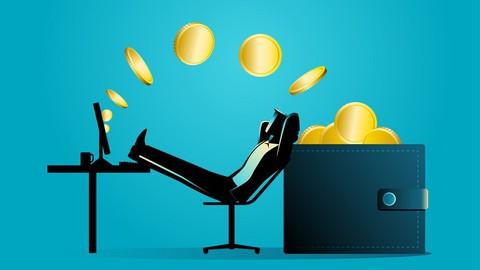Cum să câştigi bani şi un venit pasiv lucrând de acasă